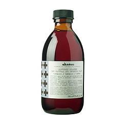 Davines Alchemic Shampoo for natural and coloured hair (tobacco) - Шампунь «Алхимик» для натуральных и окрашенных волос (табак) 280 мл