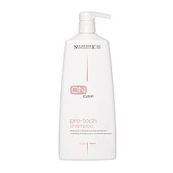 Selective On Care Tech Pre-Tech Shampoo - Хелатирующий шампунь для подготовки волос к химической обработке 750 мл