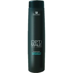 Barex Joc Care Shampoo Normal to Greasy Hair with White Nettle - Шампунь для нормальной и жирной кожи головы с экстрактом белой крапивы 1000 мл