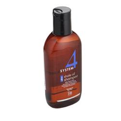 Sim Sensitive System 4 Therapeutic Climbazole Shampoo 4 - Терапевтический шампунь № 4 для раздраженной кожи головы, 100 мл