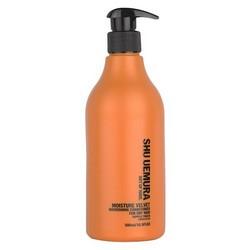 Shu Uemura Art Of Hair Moisture Velvet Nourishing Conditioner - Кондиционер Увлажняющий для сухих волос, 500 мл.