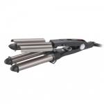 BaByliss Pro BAB2269TTE - Щипцы для волос, тройные, 125 Вт, 22 мм/19 мм/22 мм, титан+турмалин