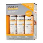 Bosley Воs Defense Starter Pack - Система для нормальных и тонких окрашенных волос, 150 мл+150 мл+ 100 мл