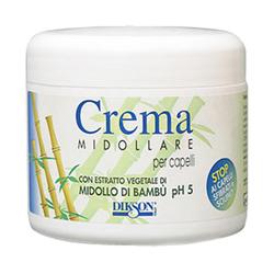 Dikson Crema Midollare Bambu - Восстанавливающий бальзам с экстрактом бамбука 500 мл
