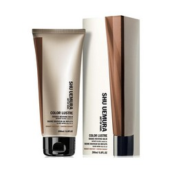 Shu Uemura Art Of Hair Color Lustre Shades Reviving Balm Radiant Chestnut - Оттеночный бальзам, Сияющий каштан, 200 мл.
