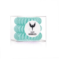 Hair Bobbles HH Simonsen Green 3-Pack - Резинка-браслет для волос, зеленая