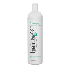 Hair Company Hair Natural Light Shampoo Idratante ai Semi di Lino - Шампунь увлажняющий Семя льна 1000 мл