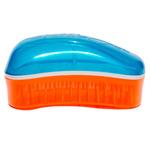 Dessata Mini Summer Turquoise-Tangerine - Расческа с ароматом кокоса, Бирюзовый-Мандарин
