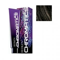 Redken Chromatics - Краска для волос без аммиака Хроматикс 4/4N натуральный 60 мл