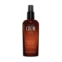 American Crew Classic Medium Hold Spray Gel - Спрей-гель для волос средней фиксации 250 млAmerican Crew Classic Medium Hold Spray Gel - Спрей-гель для волос средней фиксации 250 мл купить по низкой цене с доставкой по Москве и регионам в интернет-магазине ProfessionalHair.<br>