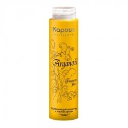 Kapous Arganoil - Увлажняющий шампунь для волос с маслом арганы 300 мл