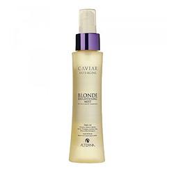 Alterna Caviar Anti-aging Blonde Brightening Mist - Спрей-вуаль Мерцание для светлых волос 100 мл