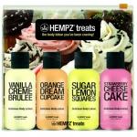 Hempz Mini Bag Vanila, Strawberry, Orange, Lemon - Дорожный набор Молочко для тела 4*65 мл