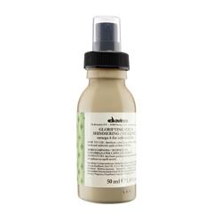 Davines Glorifying Serum shimmering silkening - Сыворотка для увлажнения, смягчения и блеска волос 50 мл