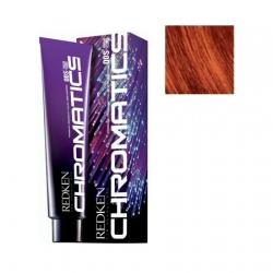 Redken Chromatics - Краска для волос без аммиака Хроматикс 5.4/5C медный 60 мл