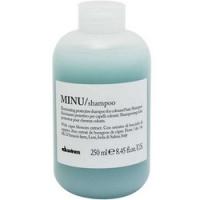 Davines Essential Haircare Minu Shampoo - Шампунь для защиты цвета волос, 250 мл.Davines Essential Haircare Minu Shampoo - Шампунь для защиты цвета волос, 250 мл. купить по самой низкой цене с доставкой по Москве и регионам в интернет-магазине ProfessionalHair.<br>