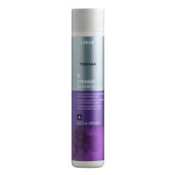 Lakme Teknia Straight shampoo - шампунь для гладкости волос с нарушенной структурой или химически выпрямленных волос 300 мл