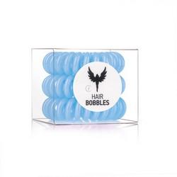 Hair Bobbles HH Simonsen Blue 3-Pack - Резинка-браслет для волос, голубая