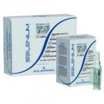 Kleral System Selenium Dermin Plus - Ампулы против выпадения волос, 7 х 8 мл