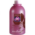 Kleral System Orchid Oil Keratin Shampoo Havane Gold - Шампунь для волос с кератином, 1000 мл