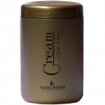 Kleral System Semi Di Lino Crema Rigenerante - Маска для волос восстанавливающая с экстрактом льна, 1000мл