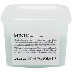 Davines Essential Haircare Minu Conditioner - Защитный кондиционер для сохранения цвета волос, 250 мл.