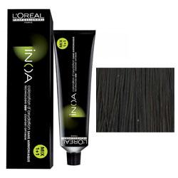 L'Oreal Professionnel Inoa - Краска для волос 5.18, Светлый шатен пепельный мокка, 60 г