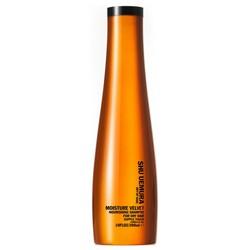 Shu Uemura Art Of Hair Moisture Velvet Nourishing Shampoo - Шампунь Увлажняющий для сухих волос, 300 мл.