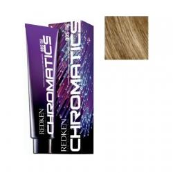Redken Chromatics - Краска для волос без аммиака Хроматикс 7.03/7NW натуральный/теплый 60 мл