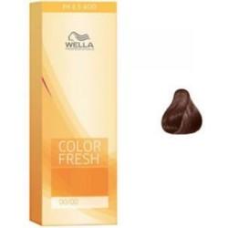 Wella Color Fresh Acid - Оттеночная краска, тон 5.4 каштановый, 75 мл.