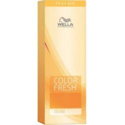 Wella Color Fresh Acid - Оттеночная краска, тон 6.7 темный блонд коричневый, 75 мл.