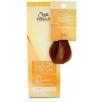 Wella Color Fresh Acid - Оттеночная краска, тон 7.47 светлый гранат, 75 мл.Wella Color Fresh Acid - Оттеночная краска, тон 7.47 светлый гранат, 75 мл. купить по низкой цене с доставкой по Москве и регионам в интернет-магазине ProfessionalHair.<br>