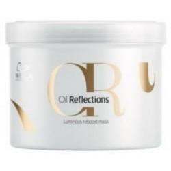 Wella Oil Reflections - Маска для интенсивного блеска волос, 500 мл.