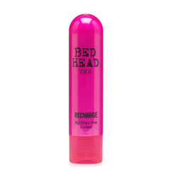 TIGI Bed Head Superfuels Recharge Shampoo - Шампунь-блеск 250 мл