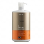 Lakme Teknia Sun Care shampoo - Шампунь восстанавливающий для волос после пребывания на солнце 1000 мл