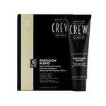 American Crew Precision Blend - Краска для седых волос светлый оттенок 7/8 3*40 мл