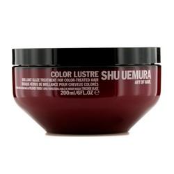 Shu Uemura Art Of Hair Color Lustre Brilliant Glaze Treatment - Маска для окрашенных волос, 200 мл.