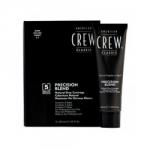 American Crew Precision Blend - Краска для седых волос темный оттенок 2/3 3*40 мл
