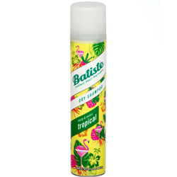 Batiste Dry Shampoo Tropical - Сухой шампунь, 200 мл.