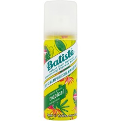Batiste Dry Shampoo Tropical - Сухой шампунь, 50 мл.