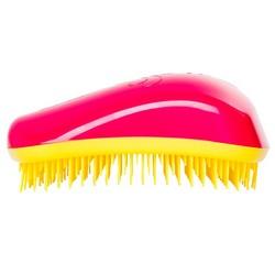 Dessata Hair Brush Original Fuchsia-Yellow - Расческа для волос, Фуксия-Желтый