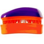 Dessata Hair Brush Mini Purple-Tangerine - Расческа для волос, Фиолетовый-Мандариновый