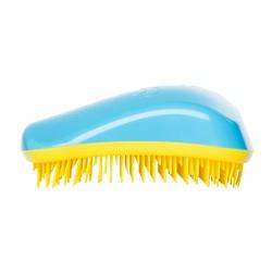 Dessata Hair Brush Original Turquoise-Yellow - Расческа для волос, Бирюзово-Желтый