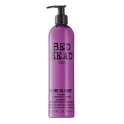 TIGI Bed Head Dumb Blonde - Шампунь для блондинок 750 мл