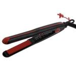 Harizma Accent, h10322 - Щипцы выпрямители черные с красным