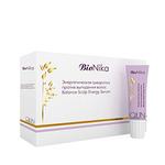 Ollin BioNika Balance Scalp Energy Serum - Энергетическая сыворотка от выпадения волос 10*15 мл