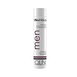 Ollin BioNika Men Shampoo Hair Growth Stimulating - Шампунь для роста волос стимулирующий 250 мл