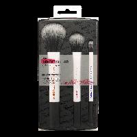 Real Techniques Duo fiber collection - Профессиональный набор для макияжа лица.<br>