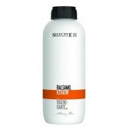 Selective Professional Balsamo keratin rigenerante - Кондиционер кератиновый, 1000 мл