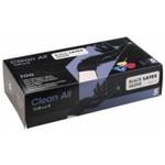 Sibel, 093800154 - Перчатки латекс черные, 100 шт